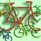 zoza-fietsje